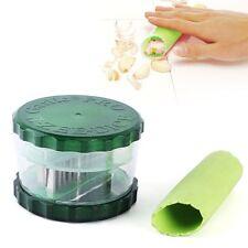 Free E-Z Peel NoTouch Garlic Pro Peeler Dicer Slicer Easy Twist Stripper Chopper