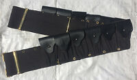 Mills Cartridge Belt for US Navy and USMC M1895 Lee Rifle