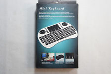 Wireless Keyboard (Black) for Smart TV PC Android TV XBOX 360 PS3