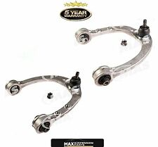 Front Upper Right Left Control Arm w/ Ball Joint Set for 2005-2012 Acura RL