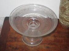 Art Nouveau Engraved Glass