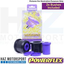 Powerflex Front Wishbone Rear Poly Bushes x2 Mini One/Cooper/S R50 R52 R53 00-06