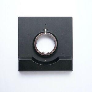 Sinar Sinarcam 1/2 Nikon F digital automatic Lens Board 556.63.021 large format