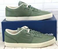 Reebok Workout Low Clean FVS Lux Men's Leather Trainers Sneakers M49377