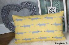 Scion Spike Kiwi Cushion Covers-Muchos Tamaños Disponibles Precioso Calidad