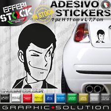 Adesivo Sticker Pegatinas Decals LUPIN III 3TH CARTOON TUNING AUTO MOTO CAR BIKE