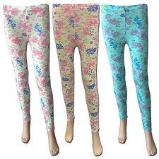 Full Length Unbranded Floral Leggings for Women