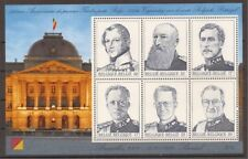 Belgium - Sheet - 1999 - COB 80** - SCOTT 1748 - Royalty Type - MNH -