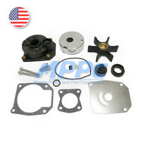 Water Pump Impeller Repair Kit for Johnson Evinrude Outboard 40 45 50 55 60 HP