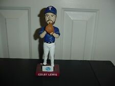 Colby Lewis Texas Rangers BobbleHead  FREE SHIPPING !!!