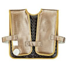 Heated Vest with Tourmaline Far Infrared Pad for Back and Shoulders HealthyLine