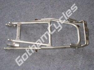 OEM Ducati 748 916 996 998 Silver Monoposto Aluminum Subframe Mono Rear Frame