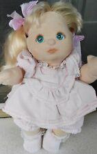 MATTEL MY CHILD doll MY LOVE MON ENFANT bambola europea capelli lunghissimi aqu