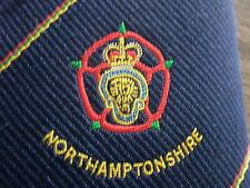 ROYAL BRITISH LEGION Cravate membres du club cravate NORTHAMPTONSHIRE CLUB du jour du souvenir