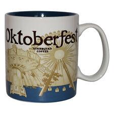 Starbucks City Mug Oktoberfest Wiesn München Ldt. Coffee Cup Tasse Pott Kaffee