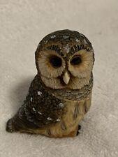 """Pot Bellys Box Barred Owl 2"""" No box 00006000"""