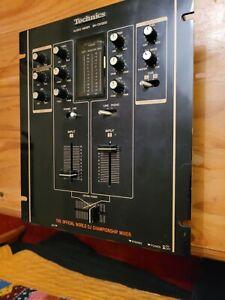 Technics SH-EX1200 World DJ Championship Mixer classic scratch mixer