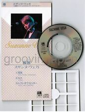 """SUZANNE VEGA Solitude Standing JAPAN 3-track 3"""" CD S12Y3013 Snapped/Unfolded"""