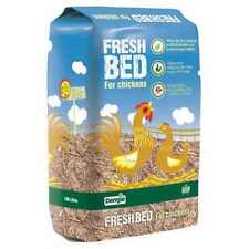 DENGIE FRESH BED FOR CHICKENS AND POULTRY 50L/100L BEDDING BALES
