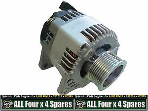 Alternator suitable for Land Rover Discovery 1 V8 1994-1996 100AMP AMR3107