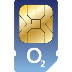 O2  Pay As You Go SIM Card For Doro Mobile Phones.