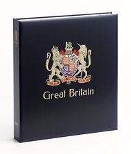 DAVO Luxery Hingless Album Great Britain VI 2012-2015