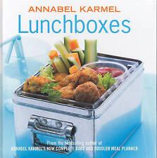 Lunchboxes [Hardcover] [Aug 14, 2003] Karmel, Annabel