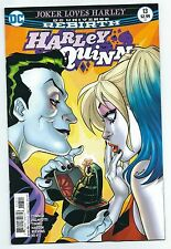 Harley Quinn 13 regular & variant 1st print ReBirth hot series Suicide Squad