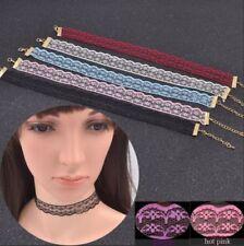 Lace Beauty Costume Necklaces & Pendants