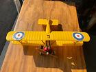 Testors Sopwith Camel .049 powered control line airplane gas powered ww1 biplane