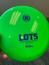 Kastaplast K1 Lots Poison Green Disc Golf Fairway Driver 174g New Disc Golf