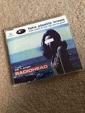 RADIOHEAD - FAKE PLASTIC TREES - CDRS 6411 - CD - new mint