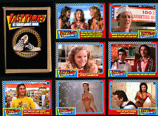 FAST TIMES AT RIDGEMONT HIGH 34 Trading Cards Set HANDMADE ART by WOOOKA custom