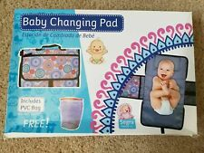 Segra Family Waterproof Portable Baby Changing Pad