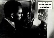 Fahrstuhl zum Schafott ORIGINAL Aushangfoto Louis Malle / Jeanne Moreau KULT