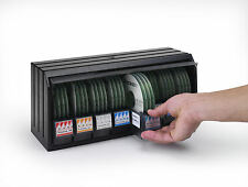 CD Box Scatola Contenitore archivio Porta CD/DVD 96 pz. estraibili -  modulare