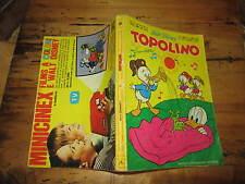 WALT DISNEY TOPOLINO LIBRETTO NUMERO 880 DEL 8 OTTOBRE 1972