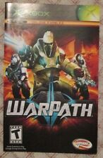 Xbox - WarPath (Manual only)