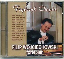 CD CHOPIN Etiudy / Etudes FILIP WOJCIECHOWSKI