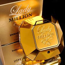 PACO RABANNE 1 LADY MILLION EAU DE TOILETTE 50ml 1.7oz Womens Perfume Fragrances