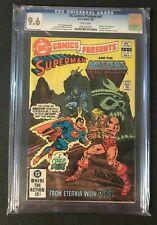 DC Comics Presents # 47 CGC 9.6 NM+ DC 1st App Of He-Man & Skeletor In Comics