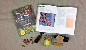 NEW  Mountain States Medicinal Health Plants Identify Harvest Use 100 Wild Herbs