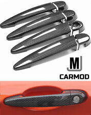 Fit for BMW F80 F30 F31 F34 3 Series Carbon Fiber Door Handle Bar Cover TRIM