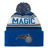 New England Patriots BOYS GIRLS 8-20 Gradient Cuffed Pom Knit Winter Hat