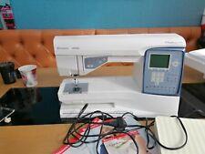 husqvarna viking sapphire 875 quilt sewing machine