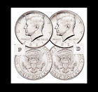 2021 P & D Uncirculated Kennedy Half Dollars Two Coin Set