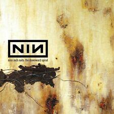 NINE INCH NAILS The Downward Spiral BANNER HUGE 4X4 Ft Fabric Poster Flag NIN