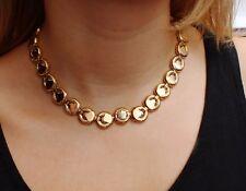 BARAKA Three Color 18Kt Gold Necklace