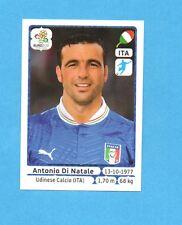 PANINI-EURO 2012-Figurina n.333- DI NATALE - ITALIA -NEW