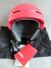 NEW +TAGS ATOMIC COUNT SKI / SNOWBOARD HELMET RED - AMID + HOLO CORE - 55/59cm